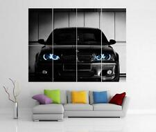 BMW CLUB GEORGIA CAR GIANT WALL ART PRINT POSTER H37