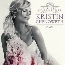 Art Of Elegance - Kristin Chenoweth (2016, CD NIEUW)