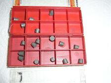 NEU 17 SANDVIK RCGX060600 T01020 670 mit Rechnung keramische Wendeplatten