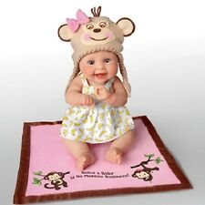 Monkey Business Doll - Ashton Drake Hats off to you Baby - Sherry Rawn