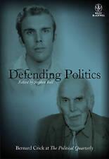 La difesa della politica, Stephen Ball