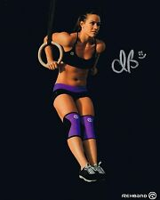 Camille Leblanc-Bazinet Autographed Crossfit Muscle Up Signed 8x10 Photo + Proof