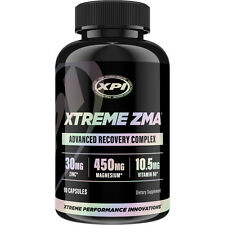 XTREME ZMA 90cap - Post-Workout Pills, Increase Free Testosterone & Build Muscle
