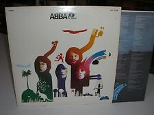 33 TOURS / LP--ABBA--ABBA THE ALBUM--1977