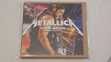 METALLICA LIVE BERGEN, NORWAY - 08/20/2015 - 2CD