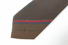 GIVENCHY  men's silk neck tie made in Italy