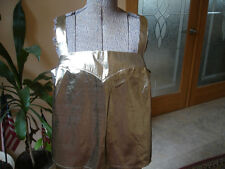 VINTAGE 80'S LOUIS FERAUD GOLD CAMI TOP WOMA'S SIZE 14 DISCO EVENING EUC fds