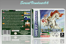 "BOITIER DU JEU ""TALES OF PHANTASIA "", GAME BOY ADVANCE, FR. SANS LE JEU."