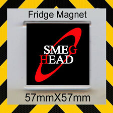 RED DWARF – SMEG HEAD - FRIDGE MAGNET 57mm X 57mm - CULT TV #1