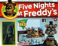 *McFarlane Five Nights at Freddy's* THE BED CONSTRUCTION SET - in hand!!