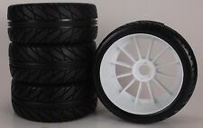 1/8 Thread WSK Pre-Mounted 1/8 Buggy Tires Glued