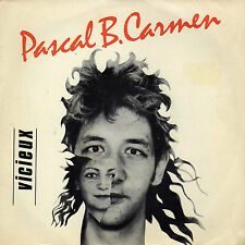 PASCAL B. CARMEN VICIEUX / CARMENCITA FRENCH 45 SINGLE