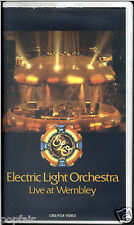 ELECTRIC LIGHT ORCHESTRA ELO JEFF LYNNE LIVE AT WEMBLEY CBS FOX VIDEO 7021-50