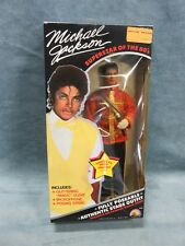 Michael Jackson AMA Outfit Doll SEALED in Package 1984 LJN Toys