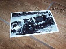 Photo   / Photograf Fred Frame DUESENBERG 1931 Indianapolis 500 //