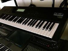 KORG 01/W FD with New Backlight and New Battery. Disk copies included.