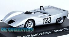 1:43 FIAT ABARTH 2000 SPORT PROTOTIPO CUNEO SE014 -1969_Collection Hachette (61)