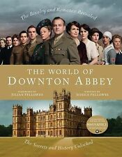 The World of Downton Abbey by Jessica Fellowes (2011, Hardcover) New