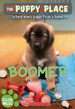 The Puppy Place: Boomer (the Puppy Place #37) 37 by Ellen Miles (2015,...