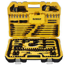 Dewalt 176-piece Mechanics Tool Set; Sockets, Wrenches, etc. FAST SHIPPING