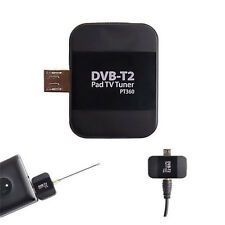 DVB-T2 USB Android Mini Freeview HD Sintonizador TV para Smartphone/Tablet PC
