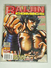 RAIJIN COMICS #46 JAPANESE MANGA MAGAZINE JULY 2004