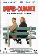 DVD - DUMB AND DUMBER - Jim Carrey - Jeff Daniels