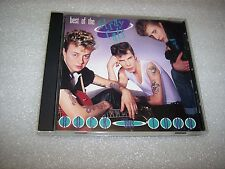 CD  STRAY CATS  BEST OF THE STRAY CATS-ROCK THIS TOWN    #46