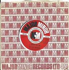 Isley Brothers:I turned you on/I know who you been:UK Major Minor:Northern Soul
