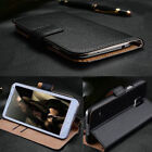 Luxury Leather Flip Case Cover Stand Wallet Card Holder For Samsung Galaxy Phone
