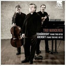 TCHAIKOVSKY: PIANO TRIO, OP. 50; ARENSKY: PIANO TRIO NO. [USED CD]