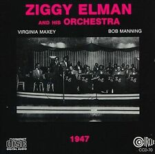 Ziggy Elman-And His Orchestra 1947 CD NEW