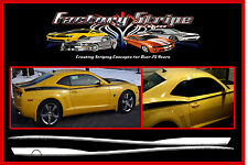 chevrolet camaro side LEGACY stripes decals 2010 2011 2012 2013