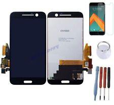 ECRAN LCD + VITRE TACTILE BLOC COMPLET ASSEMBLE POUR HTC 10 M10 ONE NOIR VERRE