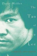 The Tao of Bruce Lee: A Martial Arts Memoir-ExLibrary