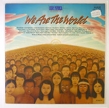 "12"" Maxi - USA For Africa - We Are The World - B2847 - washed & cleaned"
