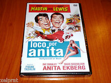 LOCO POR ANITA / HOLLYWOOD OR BUST - Jerry Lewis / Dean Martin - Precintada