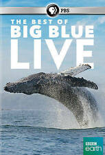 The Best of Big Blue Live (DVD, NEW, 2016 PBS Release) BBC Earth