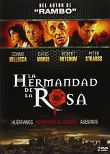 Brotherhood of the Rose - Audio: English, Spanish - Import Robert Mitchum, Peter