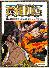 One Piece: Season Five Voyage Six - Episodes 325-336 (DVD, 2014, 2-Disc Set)