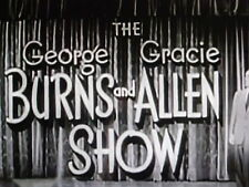THE GEORGE BURNS AND GRACIE ALLEN SHOW 215 EPISODES ON DVD TV COMEDY