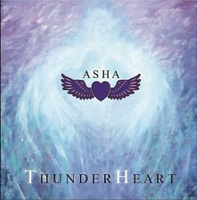 Asher Quinn (Asha) - Thunderheart - CD