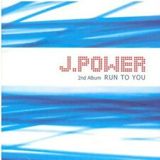 Run To You - J-Power (2011, CD NEU)