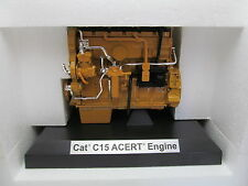 CAT C15 ON-HIGHWAY ENGINE  COLLECTIBLE METAL No 55139 1:12  SCALE NEW UB BOX