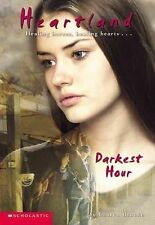 Darkest Hour (Heartland, Book 13) by Brooke, Lauren, Good Book