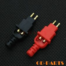 1pair Headphone headset Plug DIY Upgrade adapter FR Sennheiser HD580,HD600,HD650