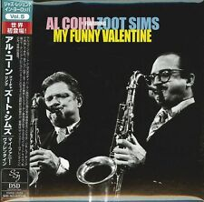 AL COHN FEAT.ZOOT SIMS-MY FUNNY VALENTINE-JAPAN MINI LP CD F30