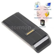 Mini USB Biometric Fingerprint Reader Password Lock Security For Computer O8C6