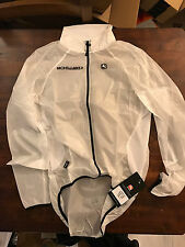 Giubbino antivento GIORDANA L XL ciclismo bike wind jacket