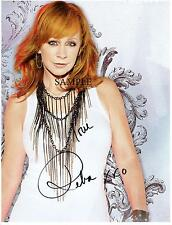 REBA MCENTIRE #2 REPRINT AUTOGRAPHED PICTURE SIGNED PHOTO 8X10 RP CHRISTMAS GIFT